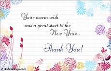 thank you for the wish free thank you ecards greeting cards 123 greetings