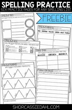 spelling practice worksheets 4th grade 22527 1000 images about 4th grade common on context clues common standards and