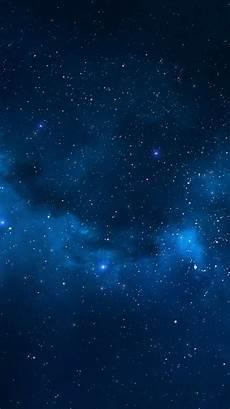 blue galaxy iphone wallpaper iphone 8 blue wallpaper