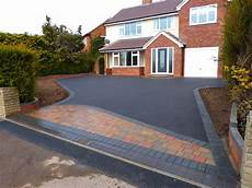 Einfahrt Pflastern Beispiele - driveway and landscaping gallery penwood drives solihull