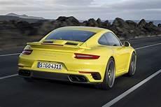 Drive Review 2016 Porsche 911 Turbo S