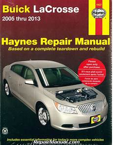 hayes car manuals 2011 buick lucerne security system buick lacrosse 2005 2013 haynes repair manual
