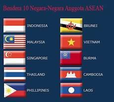 Bendera Negara Asean Dan Artinya Tugas Sekolah Ku