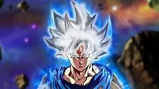 goku s new completed mastered ultra instinct form officially confirmed revealed o the