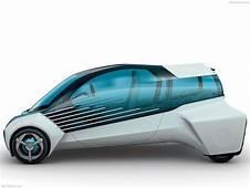 Toyota FCV Plus Concept 2015 1600x1200