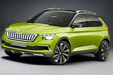 New Skoda Suv Concept Confirmed For Auto Expo 2020 Debut