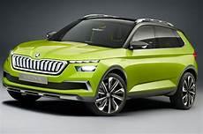 New Skoda Suv Concept Confirmed For Auto Expo 2020 Debut