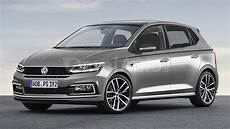 2017 Vw Polo Speculatively Rendered