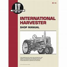 ih 300 tractor wiring diagram international harvester service manual 80 pages does not include wiring diagrams manuals