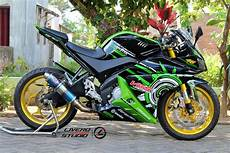 Model Modifikasi Motor by Gambar Modifikasi Motor Vixion Model Lama Modifikasi Motor