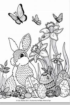 Ausmalbilder Ostern A4 Printable Easter Colouring Pages And Easter Card