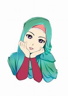Foto Kartun Islami Top Gambar