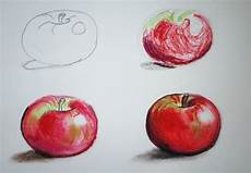 Malvorlagen Apfel Pastel Get Your Drawing With Pastels 1 2 3 4 Summer