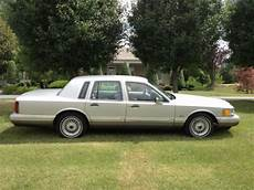 auto air conditioning repair 1992 lincoln town car instrument cluster find used 1992 lincoln town car cartier edition in carbondale illinois united states