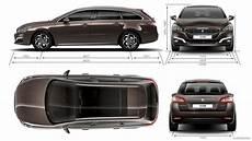 2015 Peugeot 508 Sw Dimensions Hd Wallpaper 60
