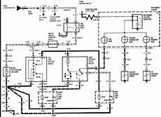 1985 ford radio wiring diagram 1985 ford bronco radio wiring diagram