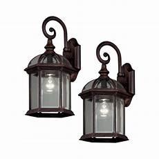 hton bay 1 light weathered bronze outdoor lantern 7072 2rt the home depot
