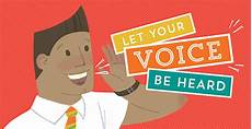 Your Voice let your voice be heard