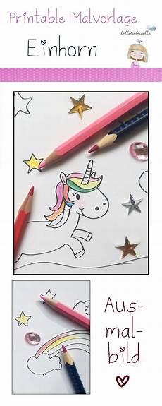 Malvorlagen Karneval Unicorn Printable Malvorlage Einhorn F 252 R Kleine Prinzessinnen