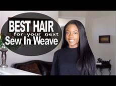 Best Sew In Hair