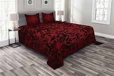 And Black Bedspread Set Tribal Mandala Ethnic