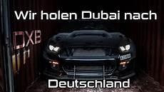 Alpha X Widebody Mustang Wir Holen Dubai Nach