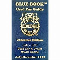 kelley blue book used cars value calculator 1999 gmc envoy regenerative braking kelley blue book used car guide 1999 july december kelley blue book