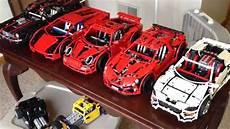 lego technic supercar collection