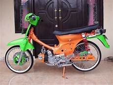 Honda Grand Modif by Modifikasi Honda Grand Azik