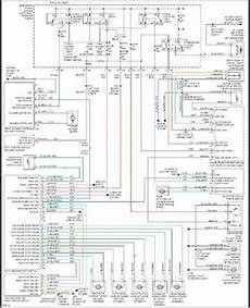 2004 Chrysler Pacifica Ac Circuit And Wiring System