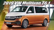 2019 vw multivan t6 1 unveiled