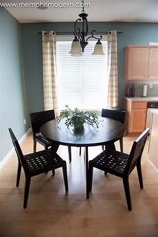 memphis modern simple dining room