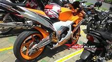 Variasi Cbr 150 by Modif Honda Cbr150r Thailand Repsol Livery Dari Bali