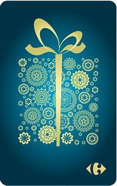 Carte Cadeau G 201 N 201 Rique Bleue Cartes Cadeaux Carrefour