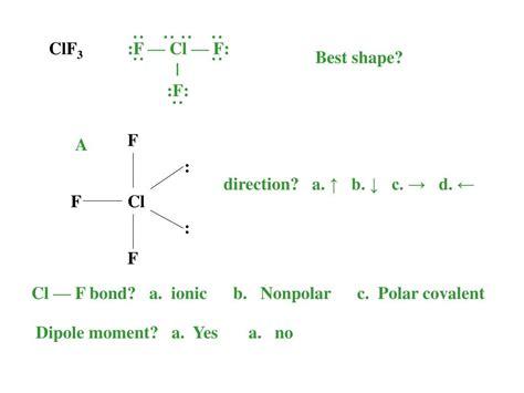 Clf3 Polar Or Nonpolar