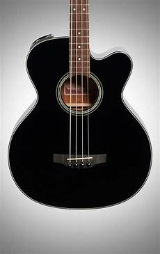 Takamine Gb 30ce Acoustic Electric Bass Black