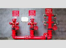 Fire Protection Systems and Procedures for Large Sites
