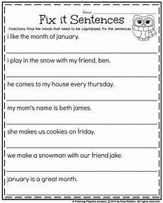 1st grade worksheets for january language arts 1st grade worksheets first grade worksheets