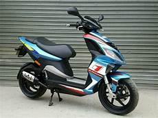 2008 piaggio nrg 50cc scooter low mileage mot in