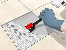 3 easy ways to remove ceramic tile wikihow