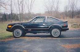 My Old AMC Eagle I Loved That Car If It Just Wouldnt