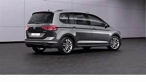 Volkswagen Touran 2017 Exterior