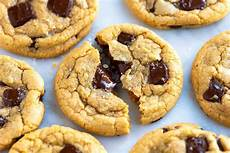 ridiculously easy chocolate chip cookies