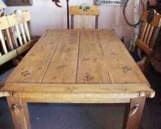 western dining room table western rustic dining table home interiors
