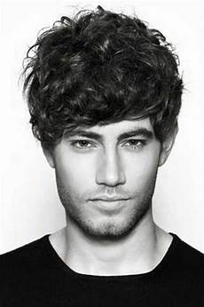 20 short curly hairstyles for men the best mens
