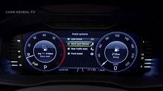 škoda karoq fully customizable digital dashboard