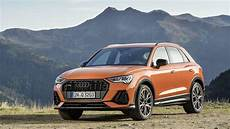 2019 audi q3 sets phasers to roadshow