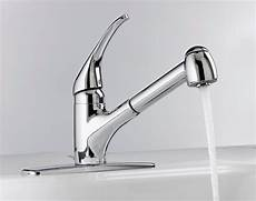 home depot faucet kitchen american standard reliant pull out kitchen faucet chrome the home depot canada