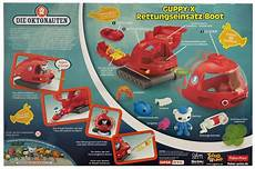 mattel fisher price bbr72 die oktonauten guppy x