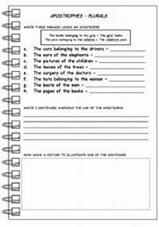 english teaching worksheets apostrophes
